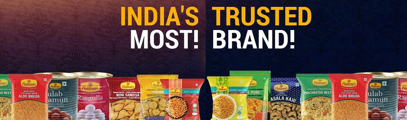 Haldirams Snacks Offer